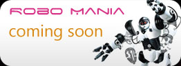 Robo Mania - Comming Soon